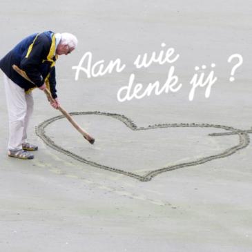 Aan wie denk jij met Valentijn?